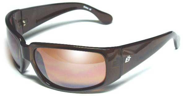 The Hooter Ladies Sunglasses Brown Frames Birdz  Eyewear