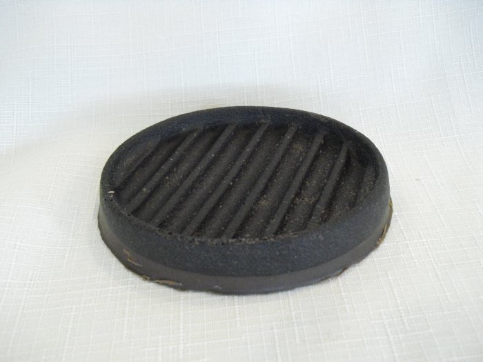 Oval  Coffee Soap-  Homemade soaps