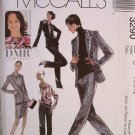 *MCCALLS OOP#3290 Uncut Sz 12-16 Complete Wardrobe Sewing Pattern