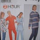Simplicity #8247 Uncut Sz 6-10 Pullover & Pants Sewing Pattern
