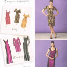 SIMPLICITY #1778 Uncut Sz 6-14  Day or Evening Dress; Bodice & Sleeve Variations Sewing Pattern
