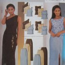 BUTTERICK #3908 Uncut Sz 6-10 Elegant Close-fit Tops & Straight Skirts Sewing Pattern