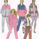 MCCALLS #7911 Uncut Sz 42-46 Vest, Jacket, Top, Pull-on Pants & Skirt Sewing Pattern
