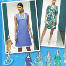 "SIMPLICITY #2995 Uncut Sz 6-14 ""Project Runway"" Dress w/Rounded Neckline Sewing Pattern"