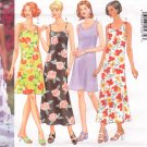 BUTTERICK #5040 Uncut Sz 6-12 A-Line, Close-fit Sleeveless Dresses Sewing Pattern