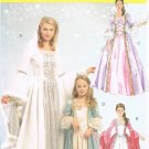 MCCALLS #434 Uncut Close-fit Bodice; Gathered Skirt Medieval Princess Costume