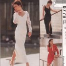 MCCALLS #6779 Sz 4-8 Classic Fitted Dress w/Sleeve, Hemline Variations & Bolero