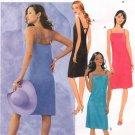 MCCALLS #3239 Uncut Sz 4-10 Pullover Summer Dress w/Back variations