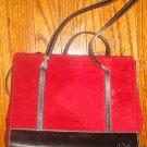 Tommy Hilfiger Red and Blue shoulder bag