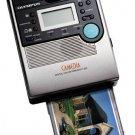 The Camedia P-200 digital printer (passport version)