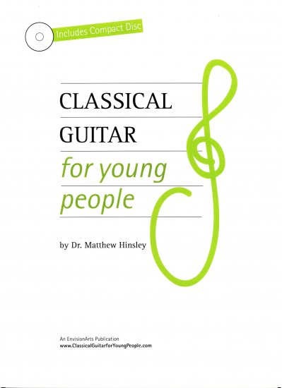Classical Guitar for Young People