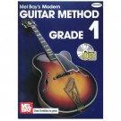 Mel Bay's Modern Guitar Method Grade 1 Book/CD