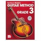 Modern Guitar Method Grade 3 Book/CD Set