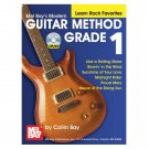Modern Guitar Method Grade 1, Learn Rock Favorites Book/DVD Set