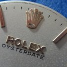 VINTAGE 60's ROLEX Oyster-date precision 6466 Original Dial NOT REPRINTED