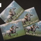 80's Rolex DATE JUST SET : 4 English Booklets 16078 68278