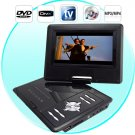 Portable 94.99$ Multimedia DVD Player with 7 Inch LCD Screen