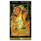 Cutthroat Island (VHS, 1996) Geena Davis VGC! #444