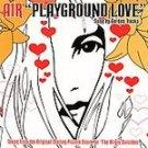 Air - Playground Love [Single] (France) CD #7779