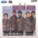 Manfred Mann - Best Of Manfred Mann (CD) #8152