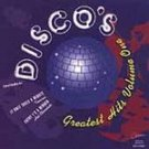 Disco's Greatest Hits Vol. 1 - Various CD #8122