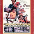 The Man From Clover Grove (VHS) Ron Masak #2335
