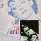 The Letter (1940, VHS) Bette Davis CLASSIC! #2306