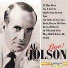 Al Jolson - Live! (CD, Nov-1995) #9454