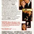 Mother (1997, VHS)  RARE SCREENER #1182