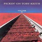 Pickin' On - Pickin' on Toby Keith Vol. II CD #7170