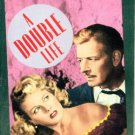 A Double Life (VHS) 1948 Ronald Colman NEW SEALED #2876