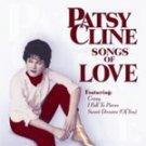 Patsy Cline - Sings Songs of Love CD #8001