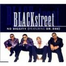 Blackstreet - No Diggity [Maxi Single] CD #8956
