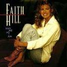 Faith Hill - Take Me as I Am (CD, Oct-1993) #10636