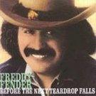 Freddy Fender - Before Next Teardrop Falls CD #9875