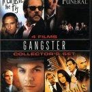 Gangster Collector's Set: 4 Films (DVD, 2009) #P6026
