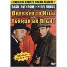 Sherlock Holmes Dressed to Kill/Terror Night DVD #P7526