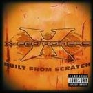 The X-Ecutioners - Built From Scratch [PA] cd #10166
