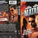 The Matador (DVD, 2006, Widescreen) #P7087