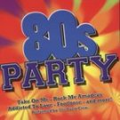 80's Party by Various Artists CD NEW SEALED! #6585