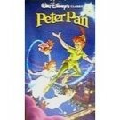 Peter Pan (VHS, 1990) DISNEY CLASSIC! #5024