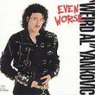 Weird Al Yankovic - Even Worse CD NEW! #8933