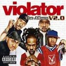 Violator the Album: V2.0 [PA] - Various CD #11160