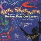 Pops Stoppers / John Williams, Boston Pops CD #10128