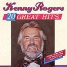 Kenny Rogers - 20 Great Hits CD #10693