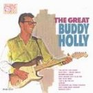 The Great Buddy Holly - Buddy Holly (CD 1994) #9669