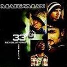 Marxman - 33 Revolutions Per Minute - (CD 1994) #7958