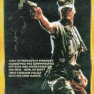 Death Before Dishonor (VHS) Fred Dryer VGC! #1965