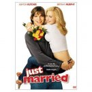 Just Married (DVD, 2009) Brittany Murphy WS/FS #P7391