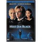 Meet Joe Black (DVD, 1999) Brad Pitt WS #P7360
